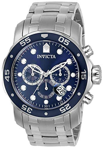 Invicta Men's Pro Diver Quartz Chronograph Watch ...