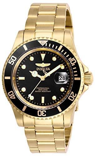 Invicta Men's Pro Diver Quartz Watch Stainless St...