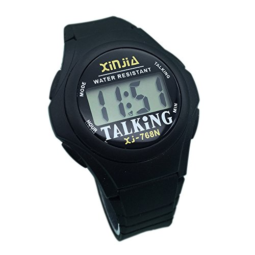 Russian Talking Watch for The Blind and Elderly a...