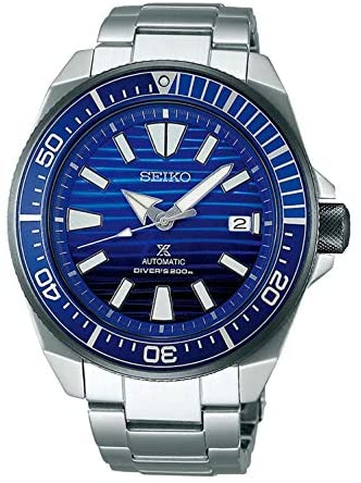 Seiko PROSPEX Stainless Steel Men's Watch SRPC93