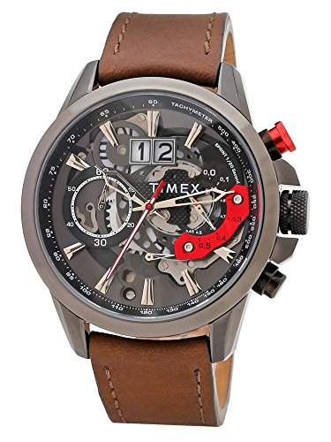 Timex Analog Black Dial Men's Watch-TWEG16306