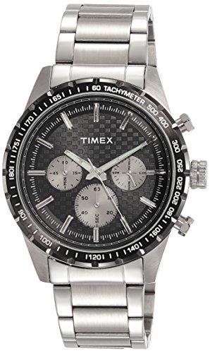 Timex Analog Black Dial Men's Watch-TWEG15609