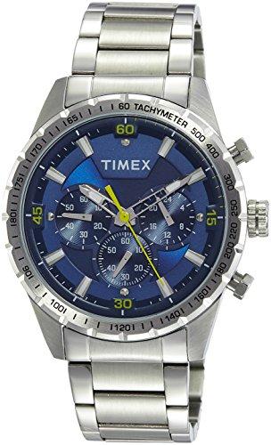 Timex Analog Blue Dial Men's Watch - TWEG15603