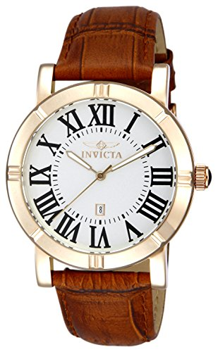 Invicta Men's 13971 Specialty Gold-Tone Stainless...