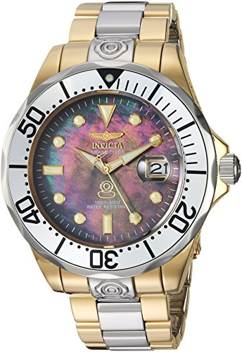 Invicta Men's 'Pro Diver' Automatic Stainless Ste...