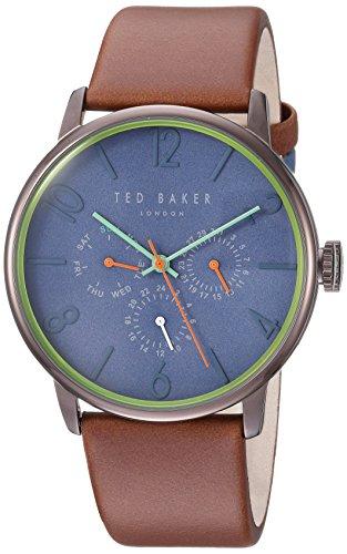 Ted Baker Men's 'James' Quartz Stainless Steel an...