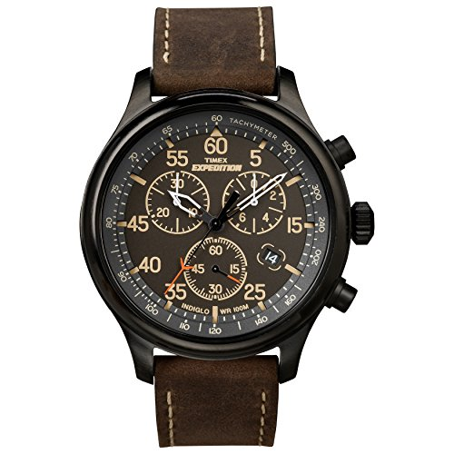Timex Men's T49905 Expedition Rugged Field Chrono...
