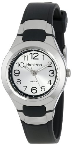 Armitron Sport Unisex 25/6418BLK Analog Easy-to-R...