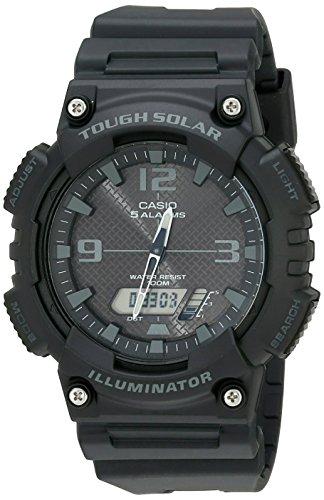 Casio AQS810W-1A2V Solar Ana-Digi Sports Wrist Wa...