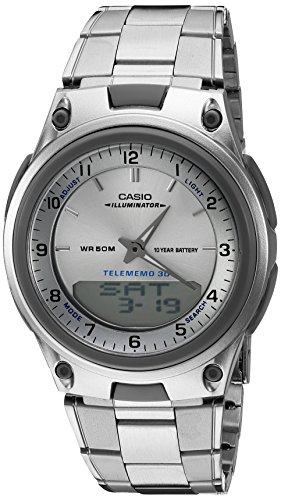 Casio Men's AW80D-7A Sports Chronograph Alarm 10-...