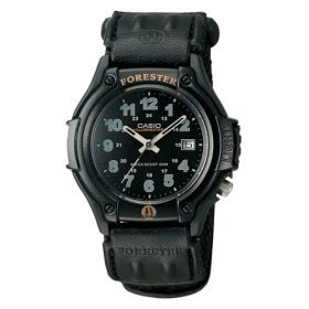 CASIO Men's FT500WVB-1BV Forester Sport Watch wit...