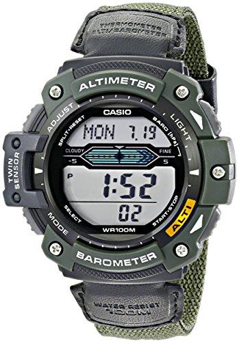 Casio Men's SGW300HB-3AVCF Multi-Function Sport W...