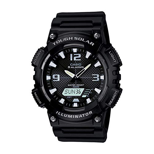 Casio Men's Tough Solar AQ-S810W-1AVCF Sport Comb...
