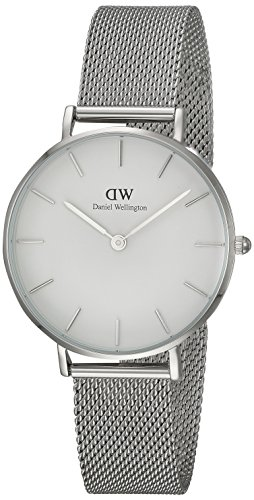 Daniel Wellington Classic Petite Sterling 32mm, s...