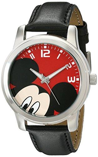 Disney Unisex W001842 Mickey Mouse Analog Display...