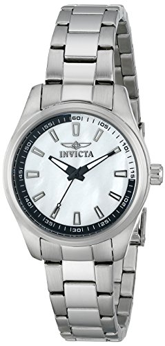 Invicta Women's 12830 Specialty Mother-Of-Pearl D...