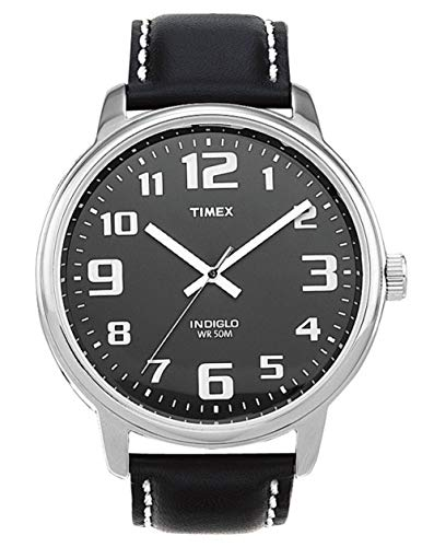 Timex Men's Easy Reader Large Dial Watch