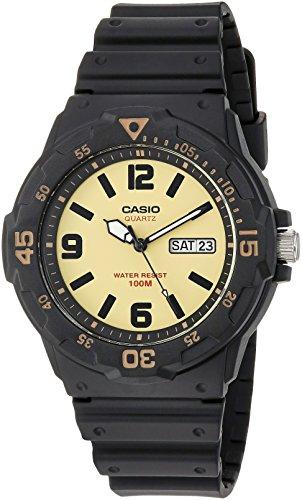 Casio Men's 'Classic' Quartz Resin Casual Watch, ...