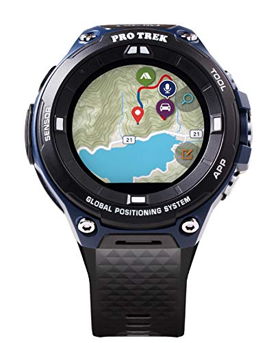 "Casio Men's ""Pro Trek"" Outdoor GPS Resin Sports W..."