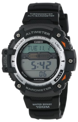 Casio Men's SGW300H-1AVCF Twin Sensor Multi-Funct...