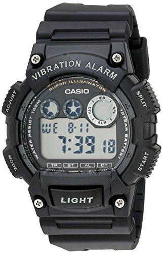 Casio Men's W735H-1AVCF Super Illuminator Watch W...