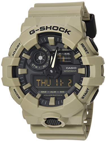 Casio Men's XL Series G-Shock Quartz 200M WR Shoc...