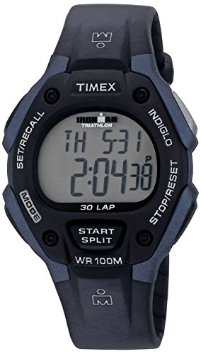 Timex Men's T5H591 Ironman Classic 30 Full-Size B...