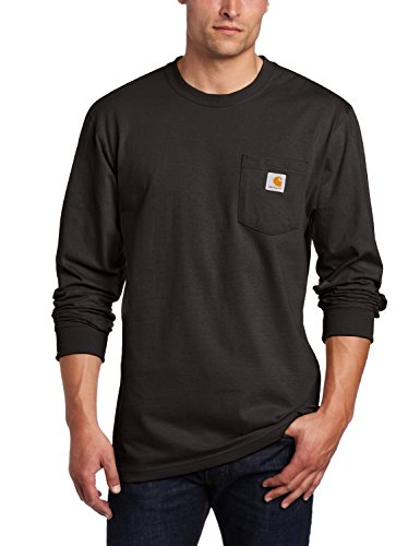 Carhartt Men's Workwear Pocket Long Sleeve T-Shir...