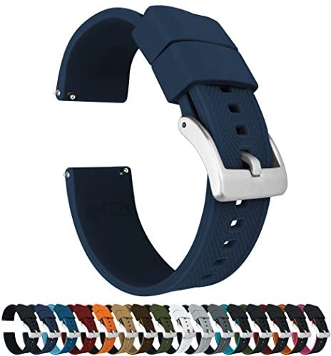Barton Elite Silicone Watch Bands - Quick Release...