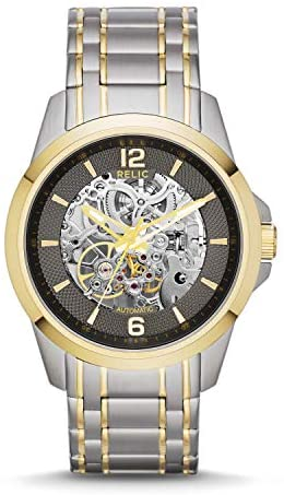 Relic by Fossil Men's Cameron Automatic Stainless...
