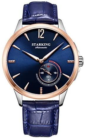 STARKING Top Brand Luxury Automatic Mens Wrist Wa...