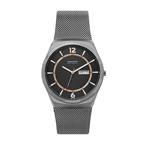 Skagen Men's Quartz Watch with Stainless Steel St...