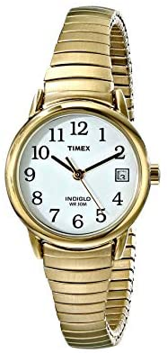 Timex Women's Easy Reader Date Expansion Band Wat...