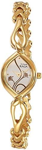 Titan Raga Women's Bracelet Watch | Quartz, Water...
