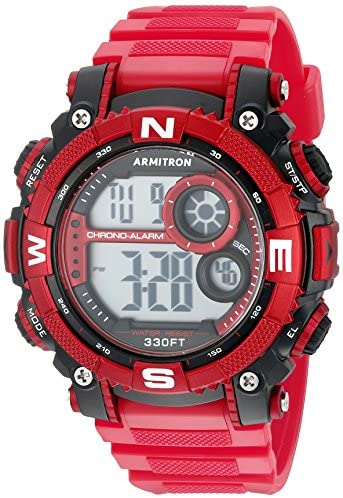 Armitron Sport Men's 40/8284 Digital Chronograph ...
