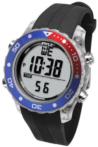 Digital Multifunction Sports Wrist Watch - Waterp...