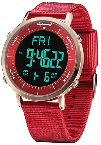Digital Watches, shifenmei Digital Sports Watch D...