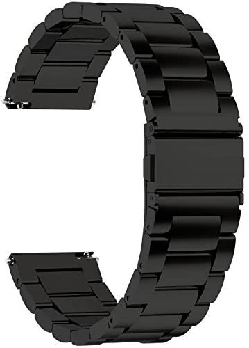 Fullmosa Quick Release Watch Band, Stainless Stee...