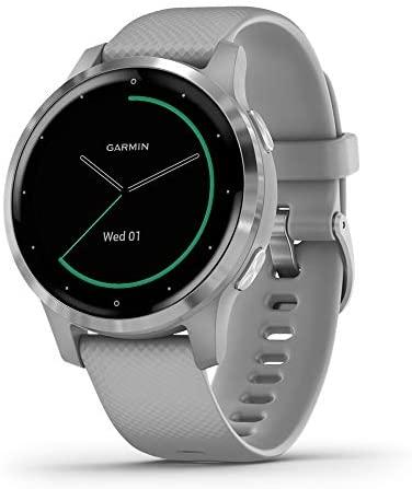Garmin vivoactive 4S, Smaller-Sized GPS Smartwatc...