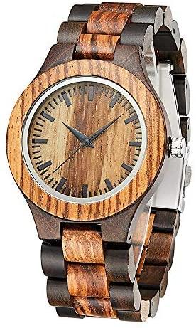 Handmade Wood Wrist Watch Fashion Wooden Watches ...