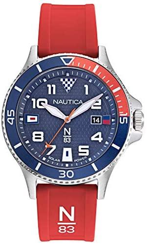 Nautica N83 Men's Cocoa Beach Solar Watch