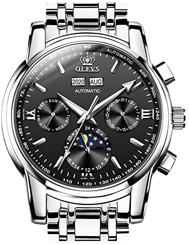 OLEVS Automatic Watches for Men Mechanical Slef-W...