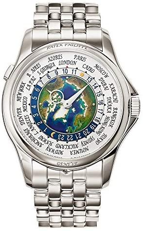 Patek Philippe World Time Men's Watch Model 5131/...