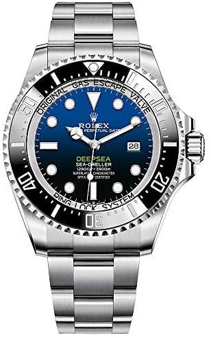 Rolex Sea Dweller Deepsea Blue Dial Oyster Bracel...