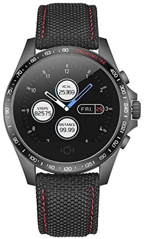 Smart Watch Touchscreen Fitness Tracker Heart Rat...