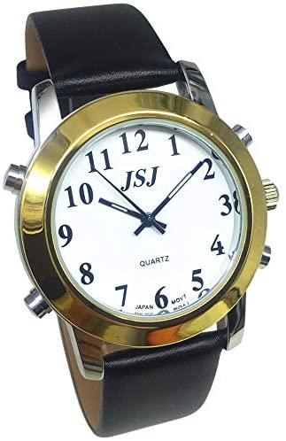 Spanish Talking Wrist Watch w/Alarm for The Blind...