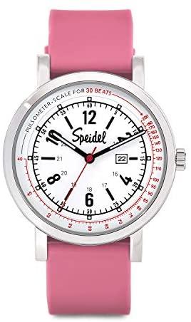 Speidel Scrub 30 Medical Watch - Pulsometer, Date...