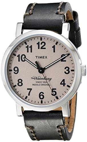 Timex Men's TW2P58800AB Originals Stainless Steel...