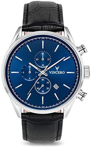 Vincero Luxury Men's Chrono S Wrist Watch - Top G...