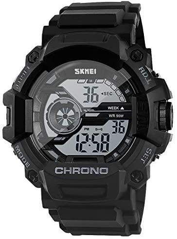 Boy's Digital Watch, Military Sports Watch with A...
